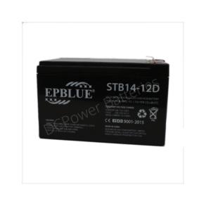 EPBLUE STB14-12D Gel Deep Cycle AGM Battery