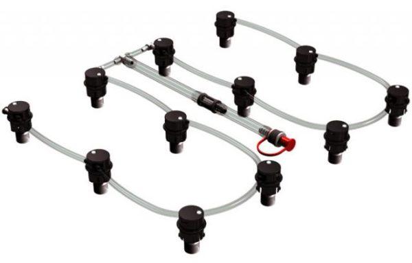 Forklift Battery Watering Kit