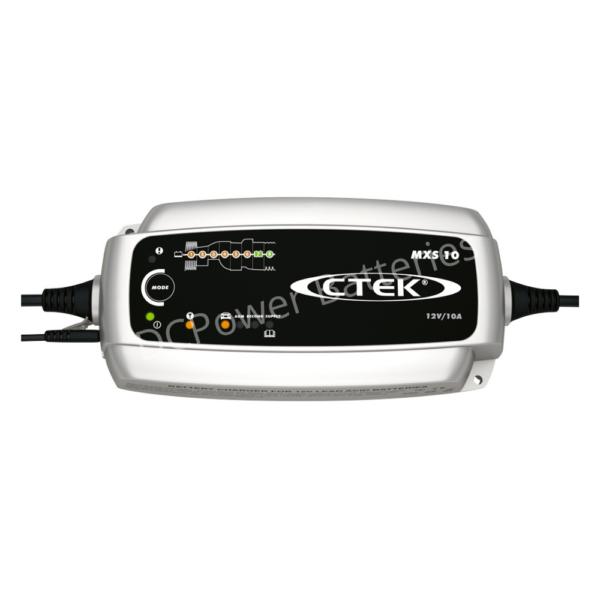 CTEK MXS10 | Vehicle Battery Charger