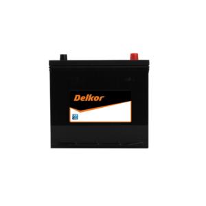 Delkor Calcium 55D23L Starting Battery