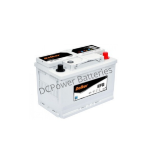 Delkor DIN88 LN3 | Starting Battery