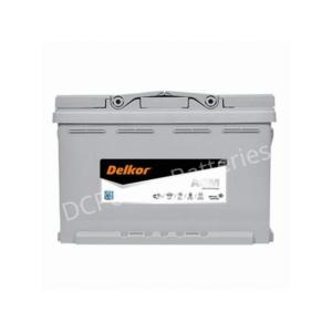 Delkor LN3 AGM | Stop Start Battery