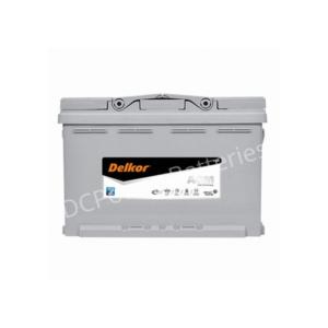 Delkor LN4 | Stop Start Battery