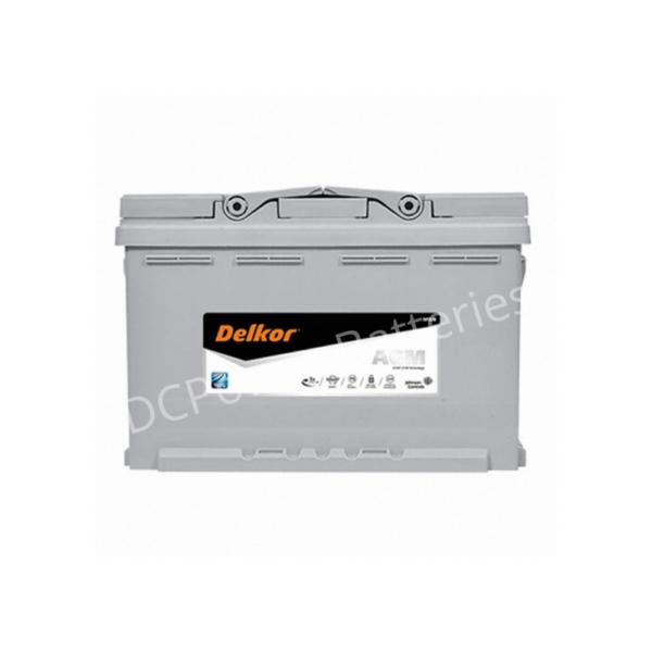 Delkor LN4   Stop Start Battery