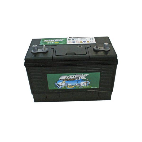 E-Nex DC31MF | Deep Cycle Battery | DCPower