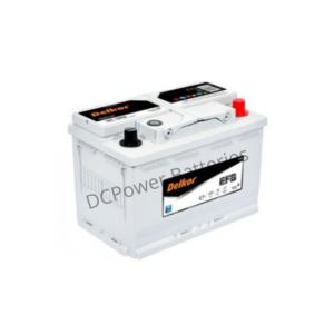 Delkor LN3   Starting Battery