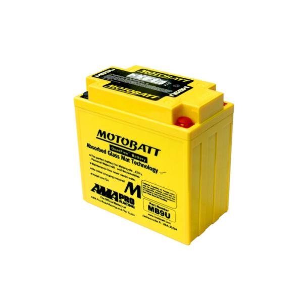 Motobatt - MB9U | Motorcycle Battery