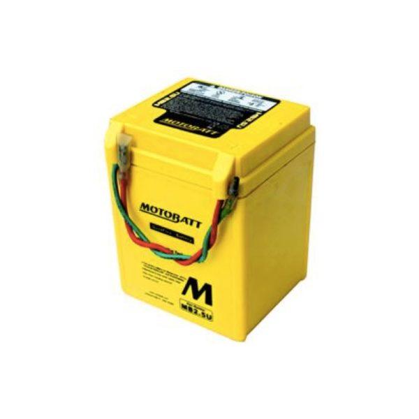 Motobatt MB2.5U | Motorcycle Battery