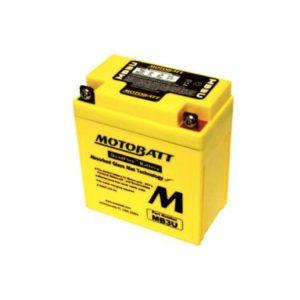 Motobatt MB3U | Motorcycle Battery