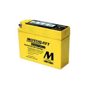 Motobatt MBT4BB | Motorcycle Battery | DCPower Batteries