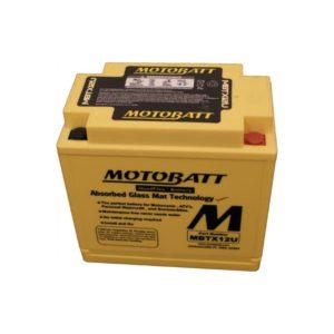 Motobatt MBTX12U | Motorcycle Battery | DCPower Batteries