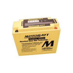 Motobatt MBTX24U | Motorcycle Battery | DCPower Batteries