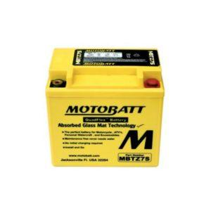 Motobatt MBTZ7S | Motorcycle Battery | DCPower Batteries