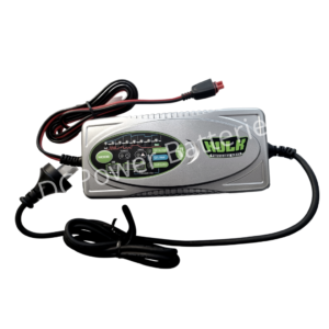 HULK Battery Charger 7.5Amp, 8 stage (12/24V)