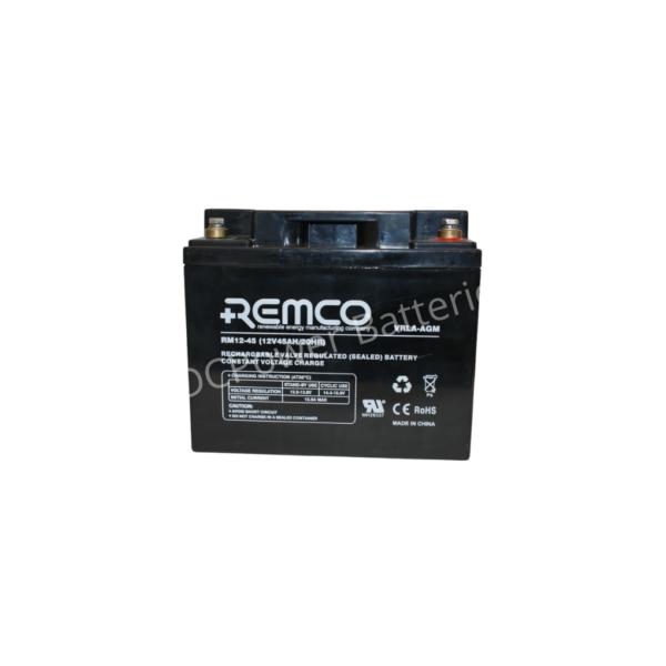 Remco 12-45 VRLA Standby Battery