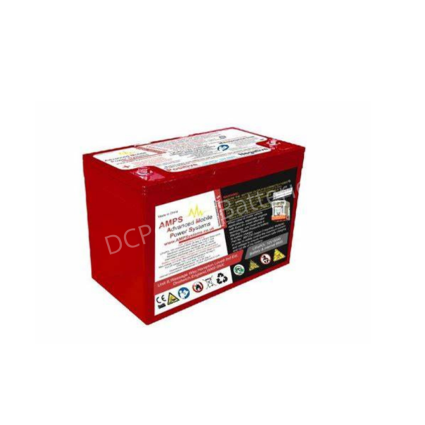 Sterling Power 60Ah LiFePO4 Deep Cycle Battery