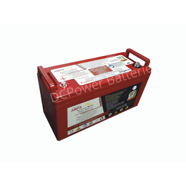 Sterling Power LiFePO4 12V 120ah Deep Cycle Battery