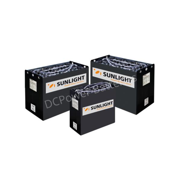 System Sunlight Forklift Batteries