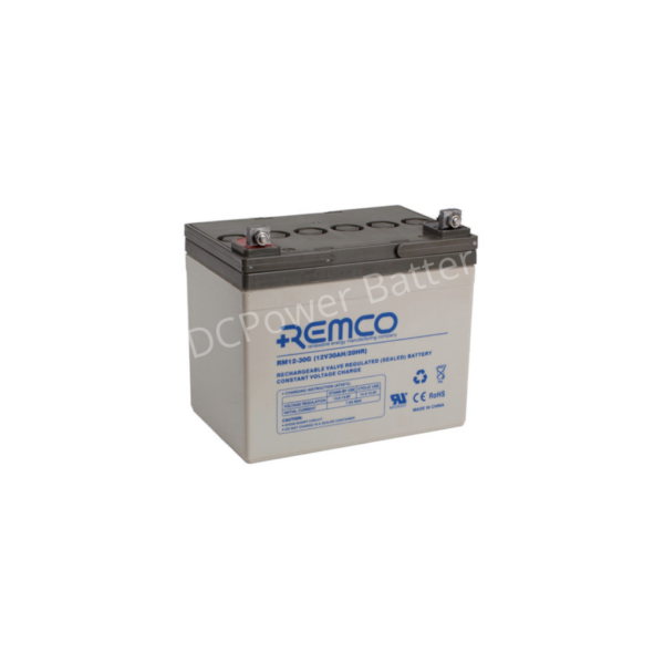 Remco RM12-30G Deep Cycle Battery