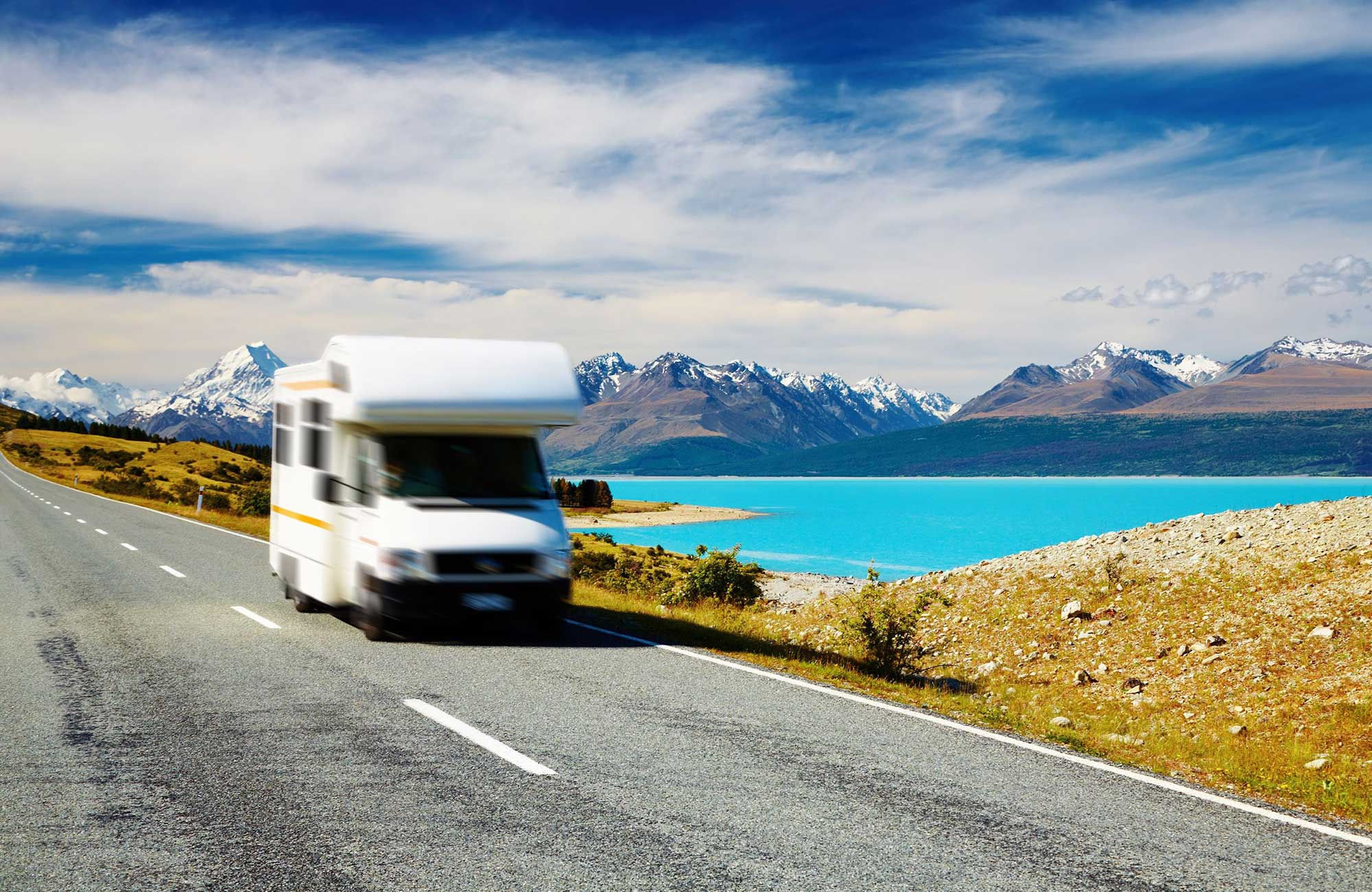 RV and Motorhome Solar | Solar Power | DCPower Batteries